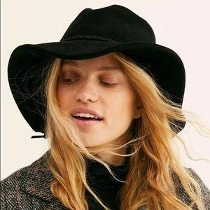 Free People Tennessee Suede Floppy Bucket Hat